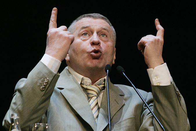 «Ждите пограничные столбы и колючую проволоку» - Жириновский 17 лет назад предсказал события на Украине