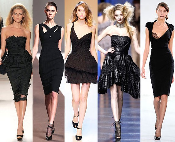 Красивые модные платья на 8 марта 2017 года