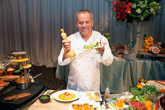 Шеф Вольфганг Пак готовит банкет на 1500 гостей церемонии «Оскар»
