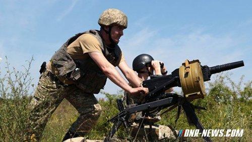 Мощный взрыв поздно вечером в четверг прогремел в Горловке в Донбассе