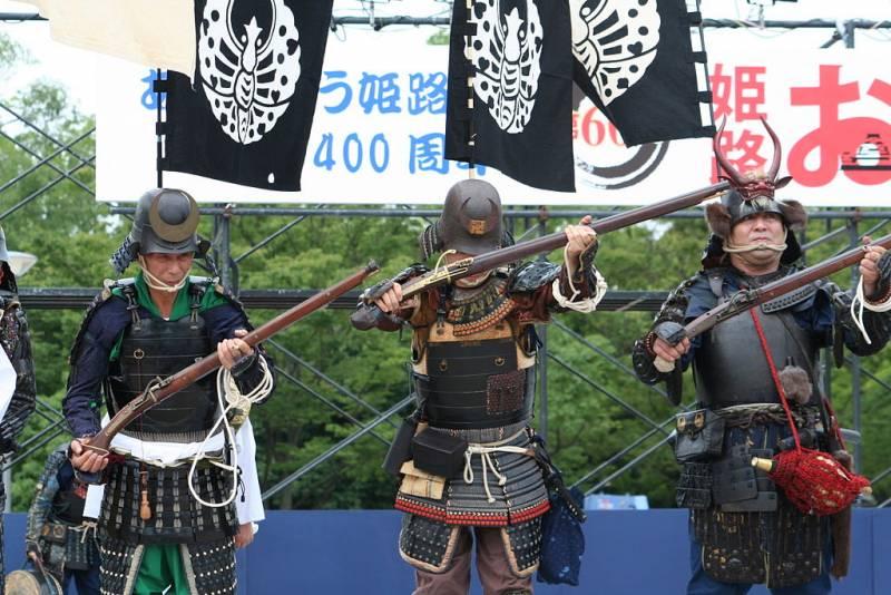 Японские мушкетёры