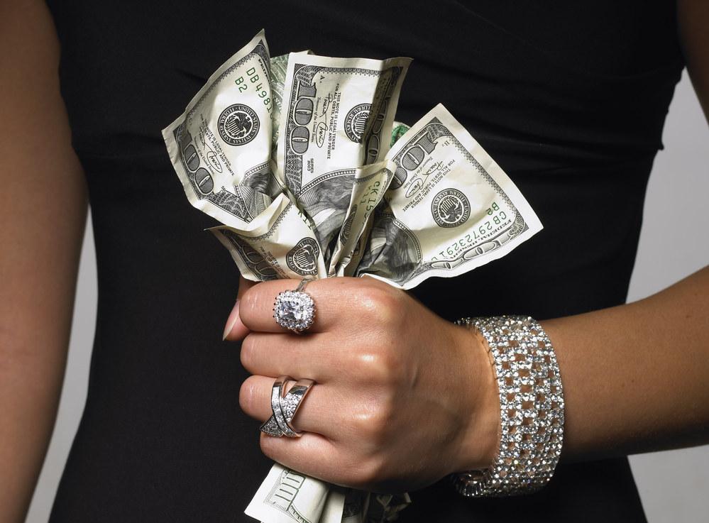 Женская денежная удача. Почему одной всё, а другой...