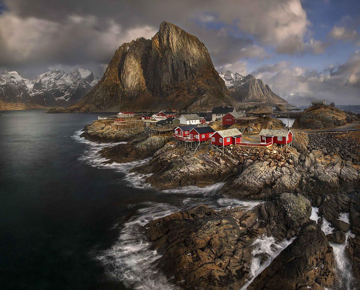 Норвегия – впечатляющие пейзажи страны викингов норвегия, природа