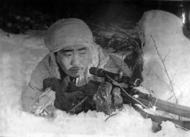 Снайпер Жамбыл-Батор