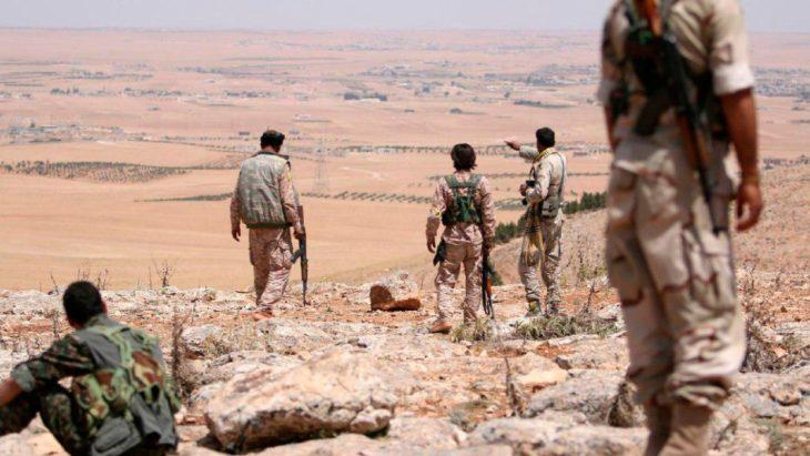 Последние новости Сирии. Сегодня 7 декабря 2018