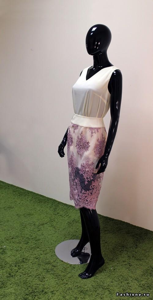 Моделируем и шьем комплект из блузы и юбки