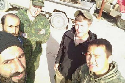 Загадочных российских военных увидели в Идлибе после атаки на Су-25