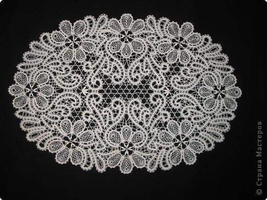 Интерьер Плетение на коклюшках: вологодское кружево Кружево. Фото 10
