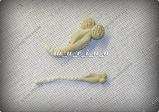 Декор предметов Мастер-класс Ассамбляж Почтовый ящик в технике Терра МК Гипс Краска Материал природный фото 7