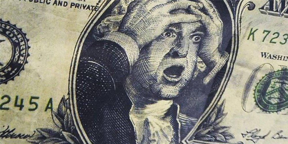 """""""Не страшно нищему, что деревня горит — взял сумку да пошел"""": Всё, приплыли, доллар - 80р......."""