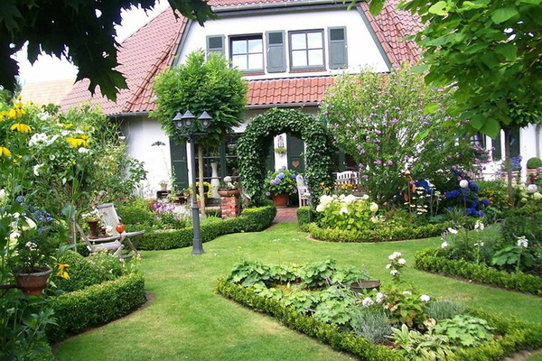 13 идей для вашего сада