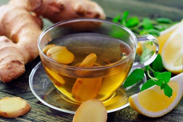 Рецепты утреннего детокс чая для здорового тела и светящейся кожи