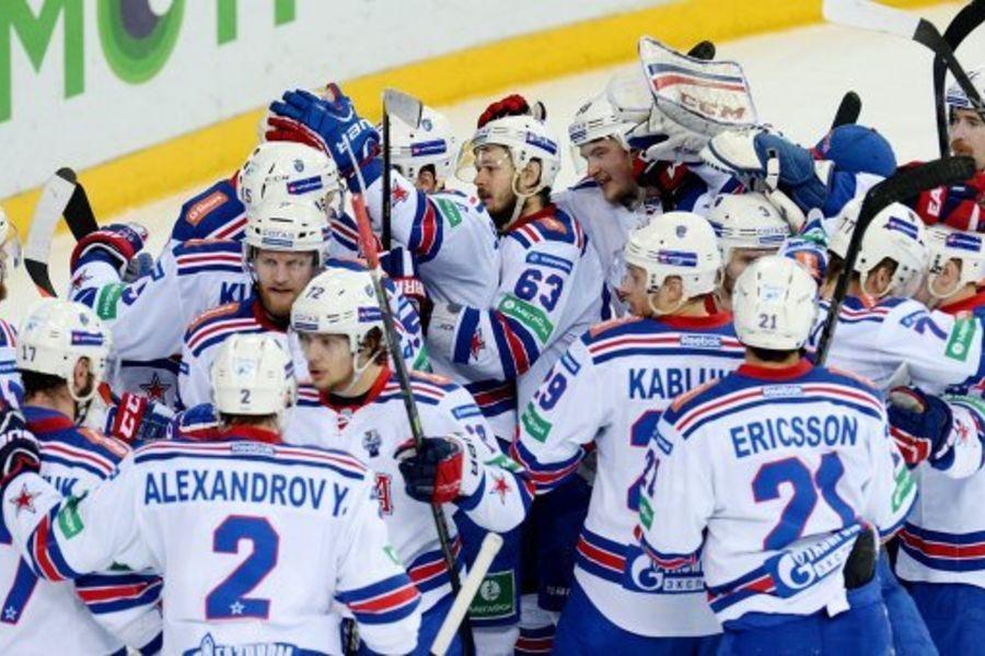 СКА впервые в своей истории стал обладателем Кубка Гагарина