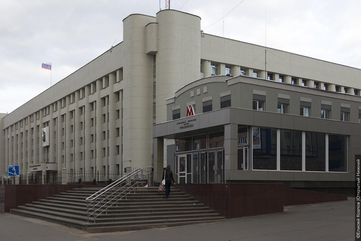 Полиция Нижнего Новгорода просит горожан быть бдительными