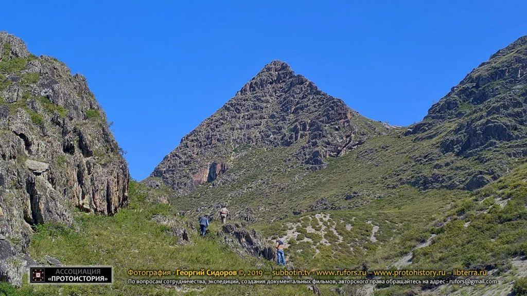 На Алтае обнаружена древняя пирамида