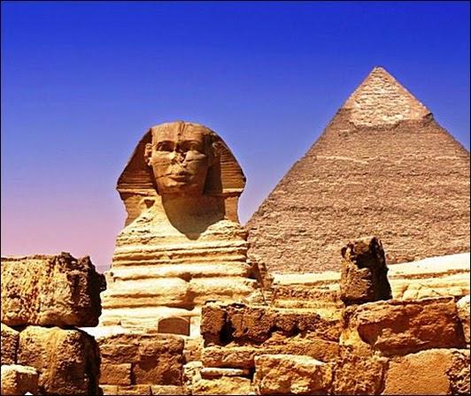 Загадки египетского Сфинкса: чем дальше копают, тем их больше Original