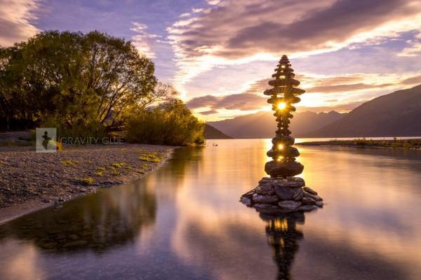 Чудеса равновесия. Удивительное искусство балансировки камней