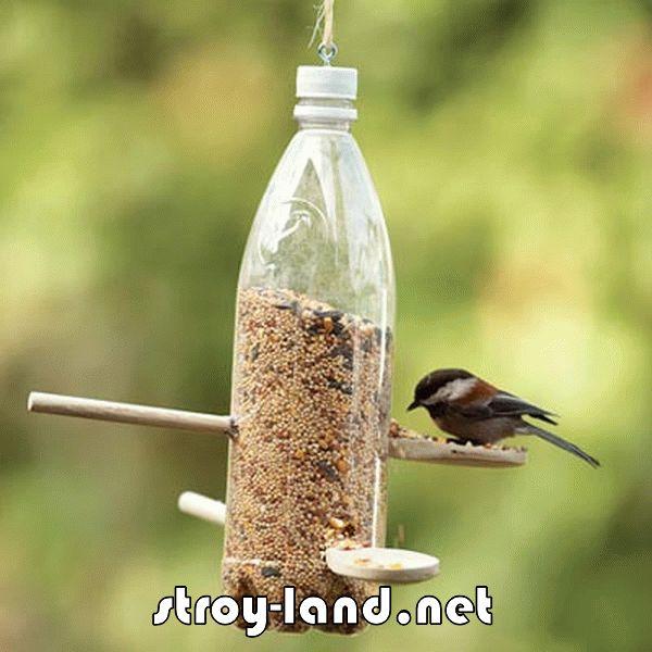 Кормушка для птичек.
