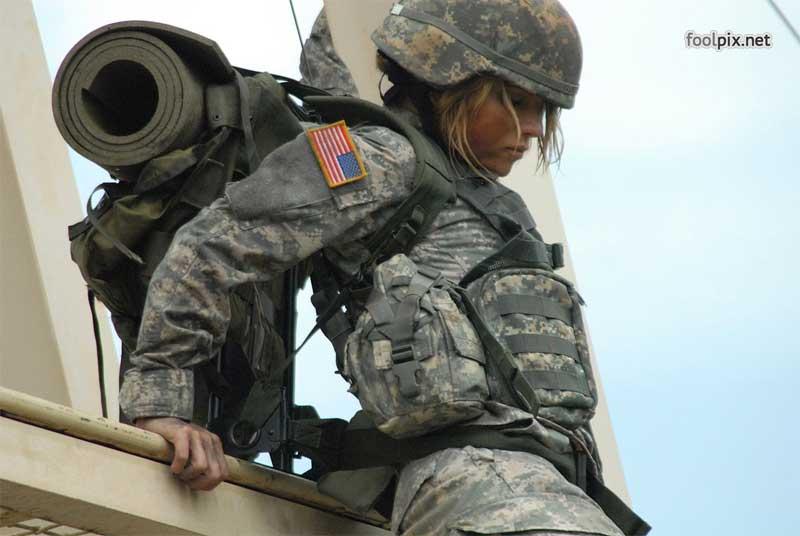 Девушки на службе в армии фото 55