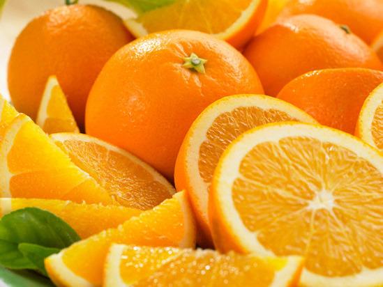 Вкусно и полезно. Апельсины