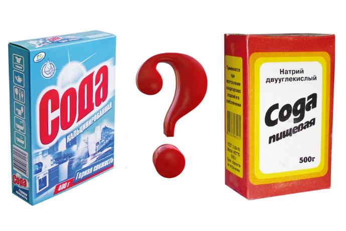В чем отличие кальцинированной соды от пищевой и как ее использовать?
