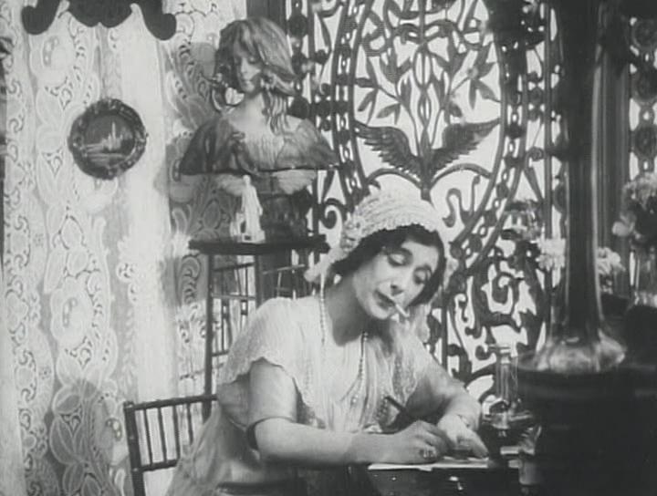 Хронология образов проституток в кино