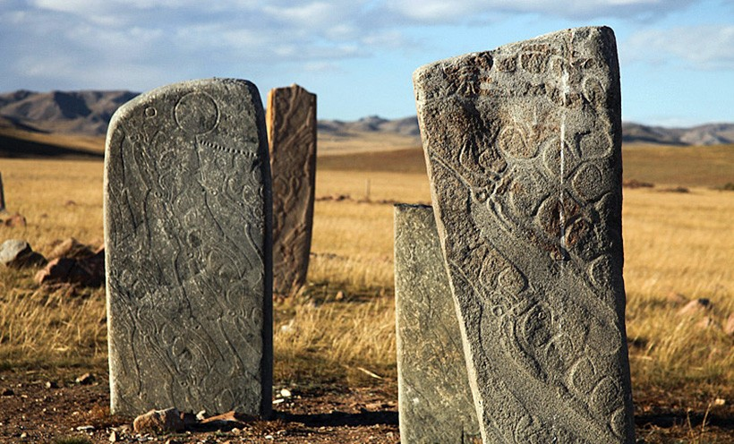 оленные камни