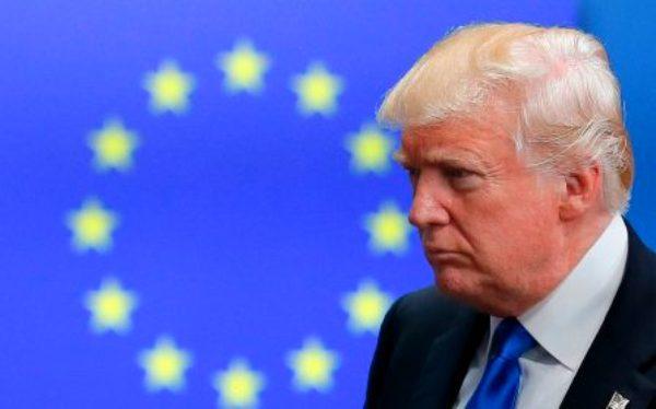 Трамп назвал европейцев жадными жуликами