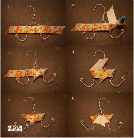 Оригинальные вешалки для обуви - значительно упростят хранение обуви в вашем шкафу.