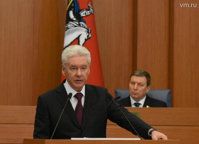 Сергей Собянин сообщил, что проблема обманутых дольщиков в Москве будет решена за 2-3 года