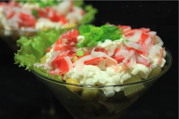 Салат из мидий с майонезом рецепт с