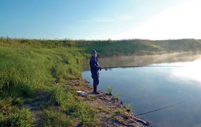 не платить за рыбалку