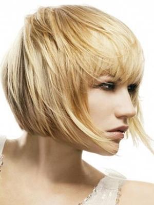 Красивые стрижки на тонкие волосы - фото варианты