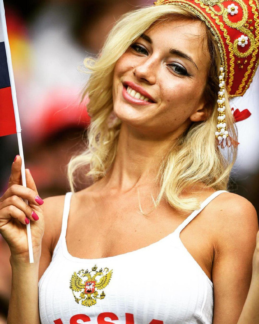Самые красивые болельщицы чемпионата мира