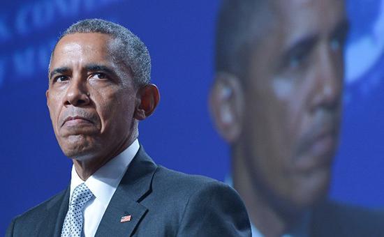 Барак Обама пожаловался на оружейное лобби в Конгрессе США
