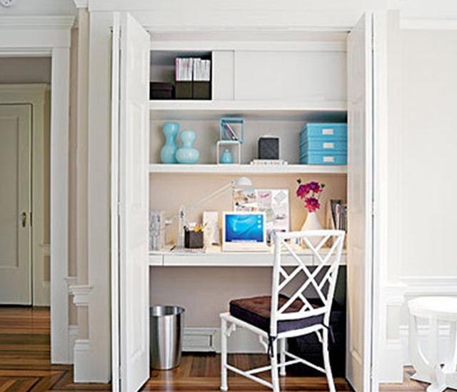 101 дизайнерская идея для экономии места в квартире