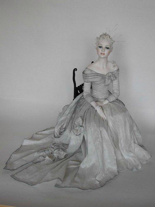 Куклы Светланы Никульшиной