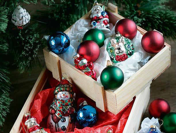 Как устроить Новый год и Рождество в русском стиле