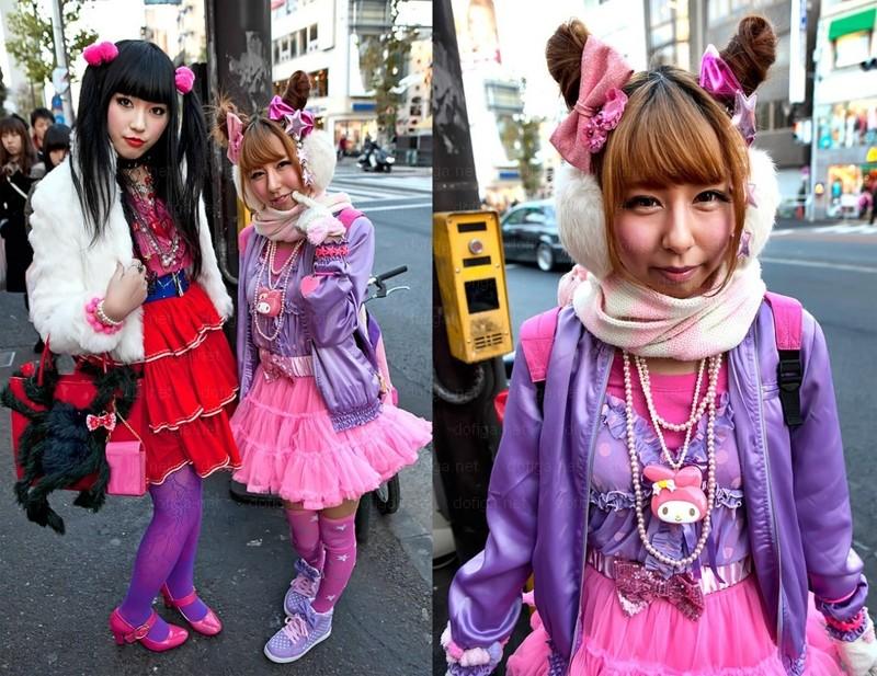 Как отличить китаянку от японки