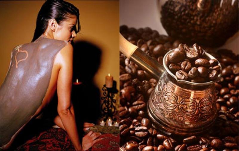 Кофе способствует целлюлита