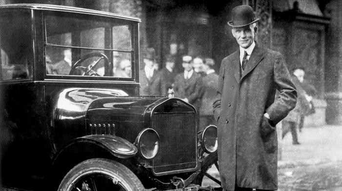 Как Генри Форд платил своим ремонтникам
