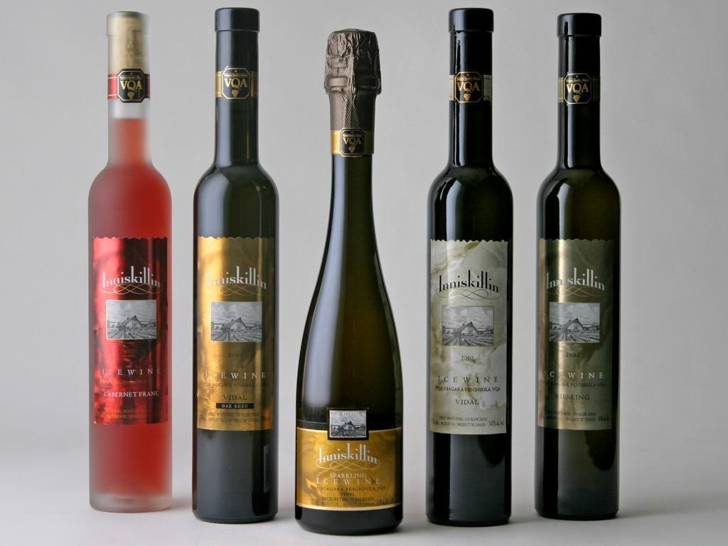 Айсвайн - ледяное вино из Канады