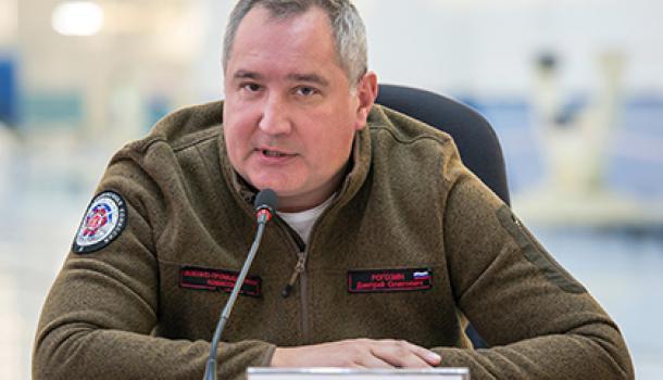Рогозин о позиции США по Северному потоку: «Демарш людоеда»