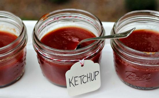 Как сделать домашний кетчуп
