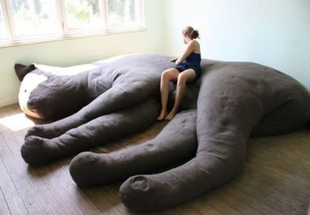 10 потрясающих дизайнерских диванов