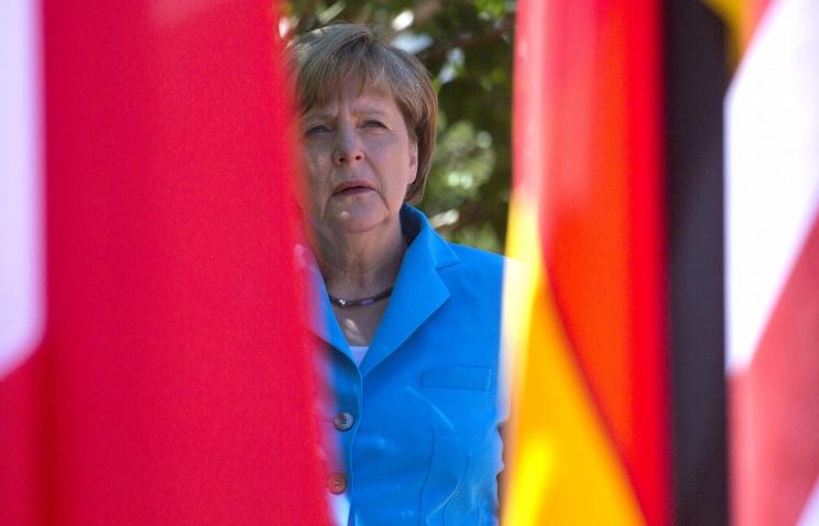 Меркель видит в отношениях России и Запада непреодолимый барьер