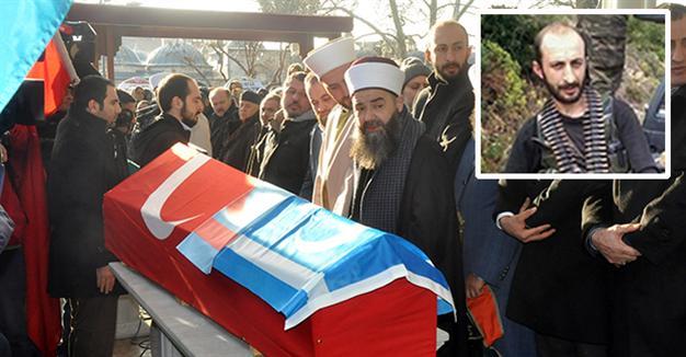 Hürriyet: Убийца российского пилота появился на похоронах в Турции