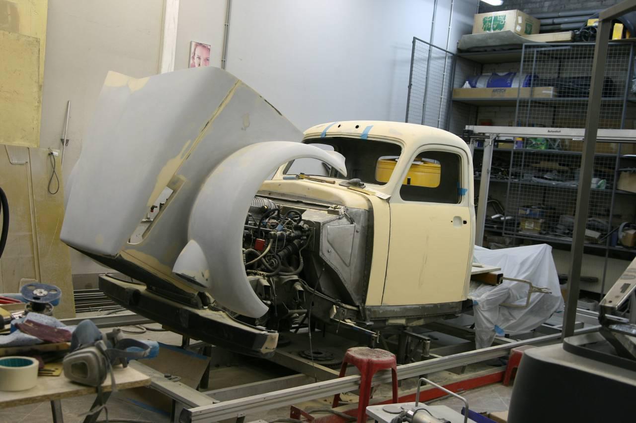 Что можно сделать из ГАЗ-51 (24 фото)