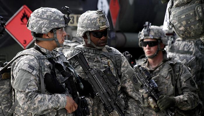 Острая военная недостаточность