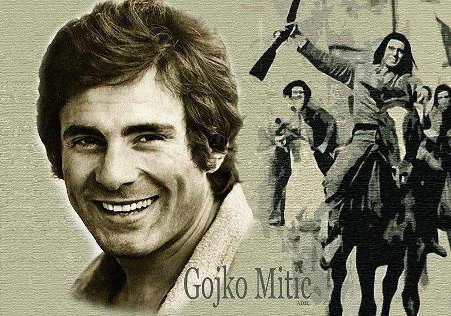 """Гойко Митич - самый знаменитый """"индеец"""" нашего детства"""